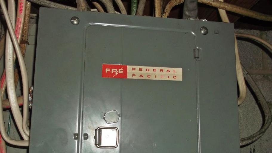 Federal Pacific Circuit Breaker Panels Danger